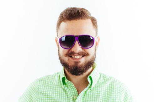 Мужские классические очки 399c5