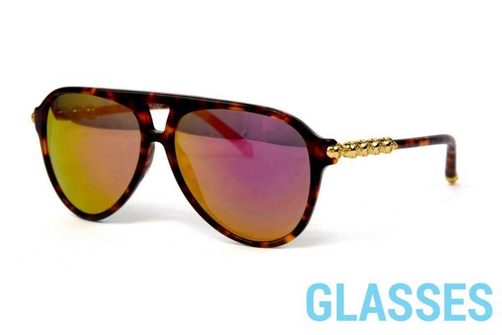 Женские очки MQueen 4222-leo-pink