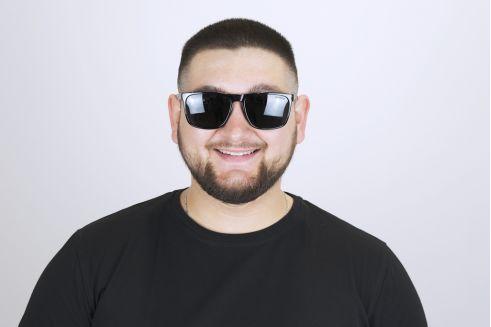 Мужские классические очки 9802-с1
